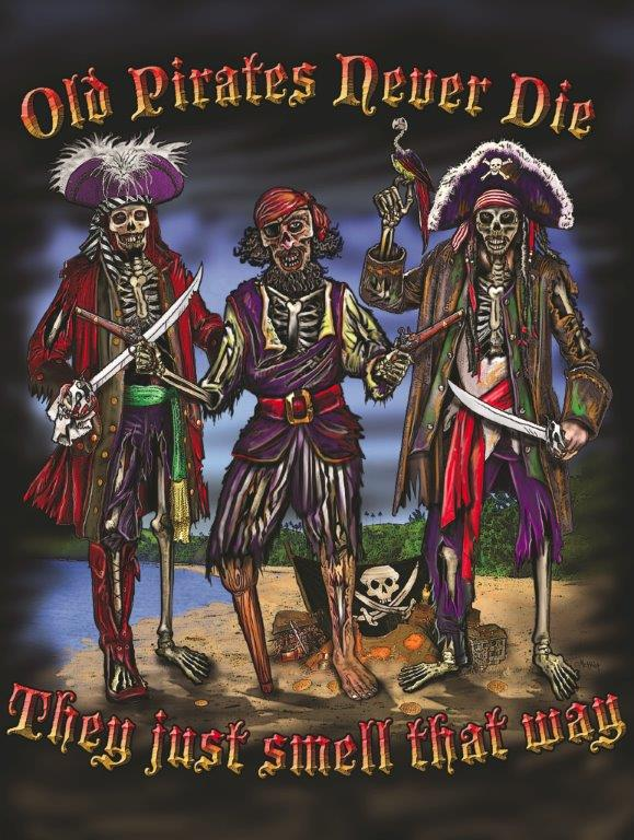 5509 Old Pirates