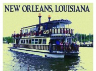 New Orleans Padle Boat