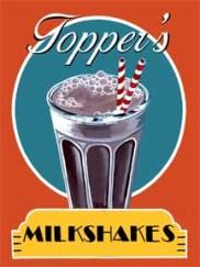 5846 toppers milkshakes