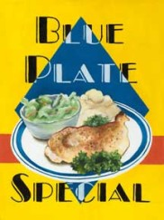 5848 blue plate special