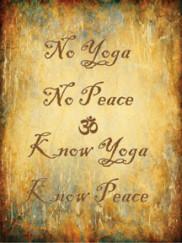 10710-No-Yoga-No-Peace
