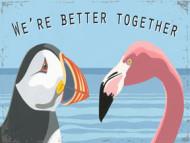 8119-Puffin-&-Flamingo