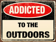 20924 Addicted to the Outdoors